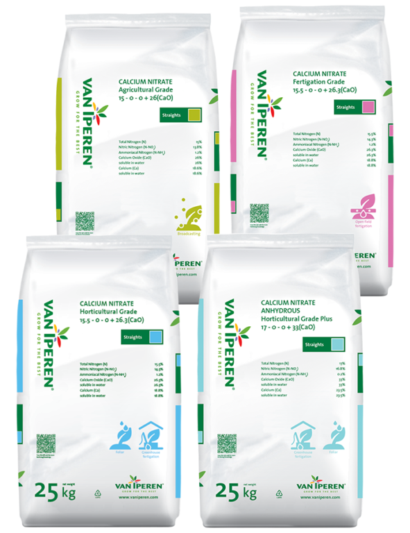 Our Calcium Nitrate products