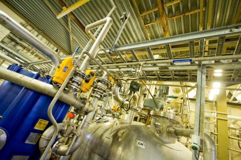 Liquid fertilizer factory Euroliquids