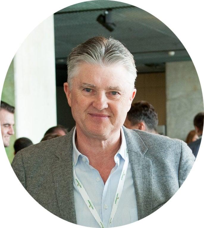 Ian Muir, Van Iperen partner in Australia