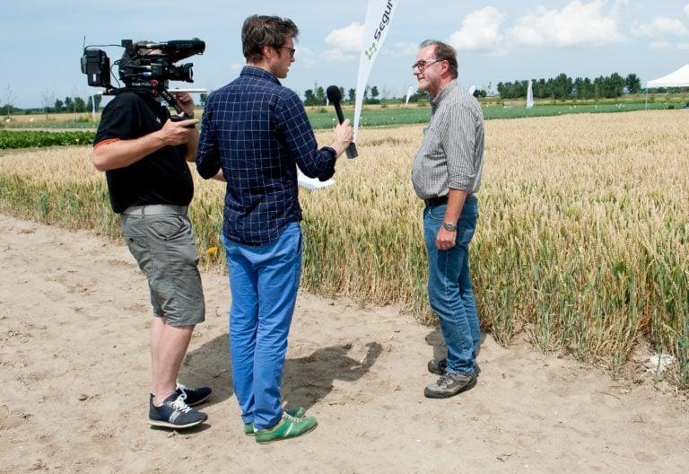 Interview of Van Iperen partner from Germany on Iperen Connecting Days