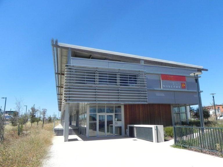 Van Iperen International office in Castries, France